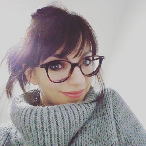 Selfie de la Lucie Pellier excolaboradora de PHYSIO
