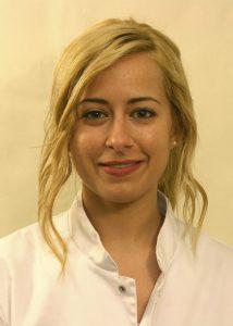 Tània Sánchez-Blanco - Fisioterapeuta professional de PHYSIO