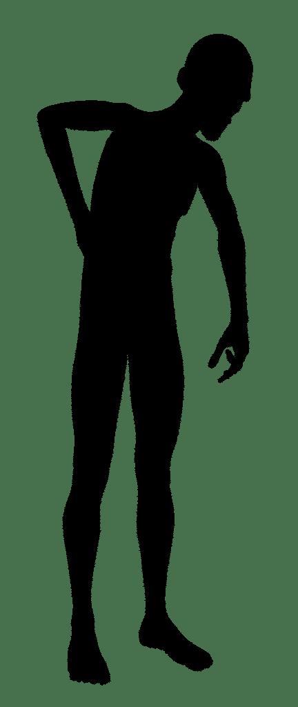 Lumbalgia: dolor de espalda aguda o ataque de lumbago.
