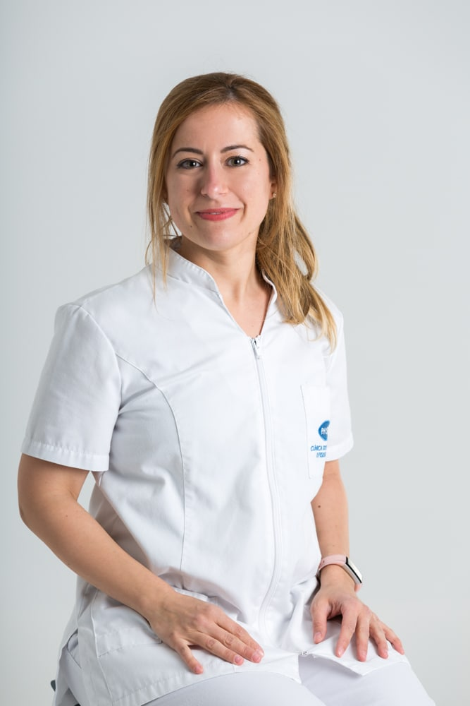 Tània Sanchez-Blanco Urgell Fisioterapeuta Girona