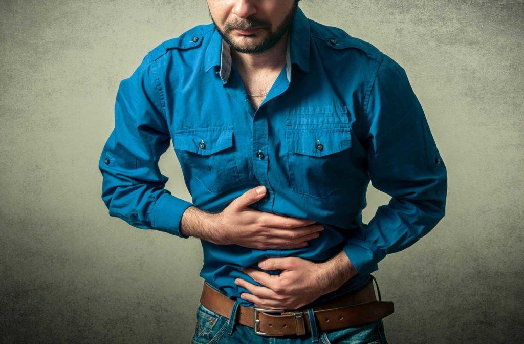 La relació del colon irritable amb el dolor de ciàtica